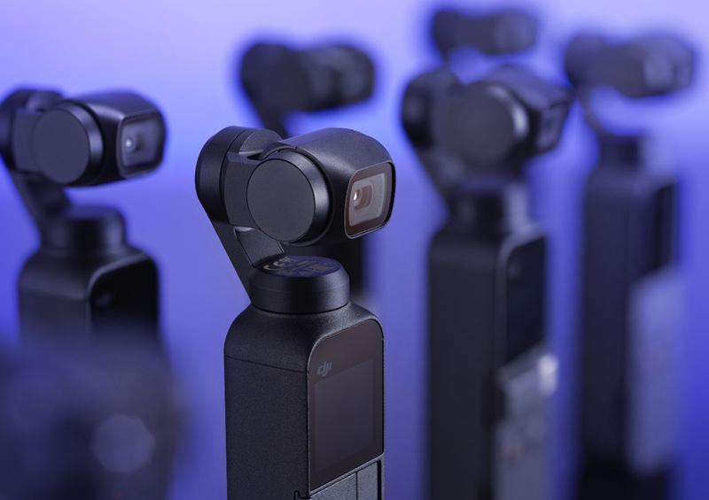 大疆携最新科技产品亮相2019CES 实力展现创新影像技术新突破