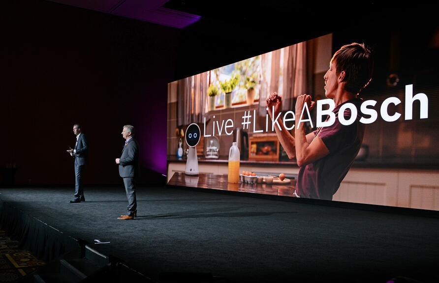 2019年国际消费电子展(CES)博世引领物联网创新发展 为未来交通和智能家居打造互联解决方案
