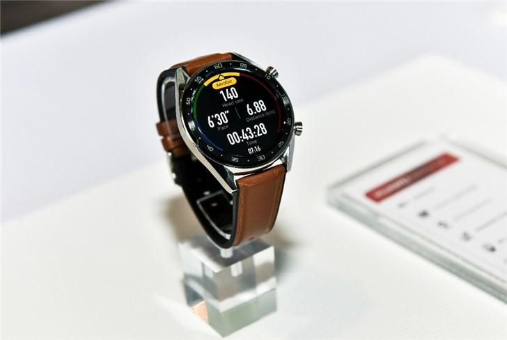 年终盘点成绩喜人 华为WATCH GT荣膺2018最佳智能手表奖