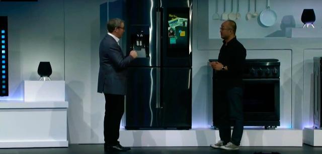 三星发布新款Family Hub智能冰箱,更智能更懂你