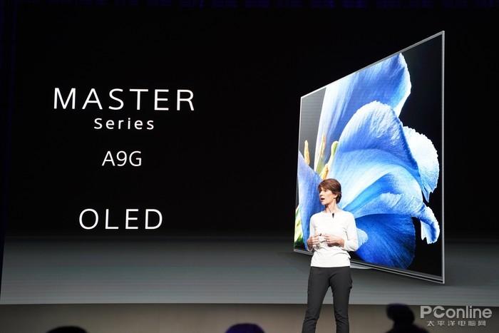 不止OLED更有8K 索尼CES发重磅画谛系列新品