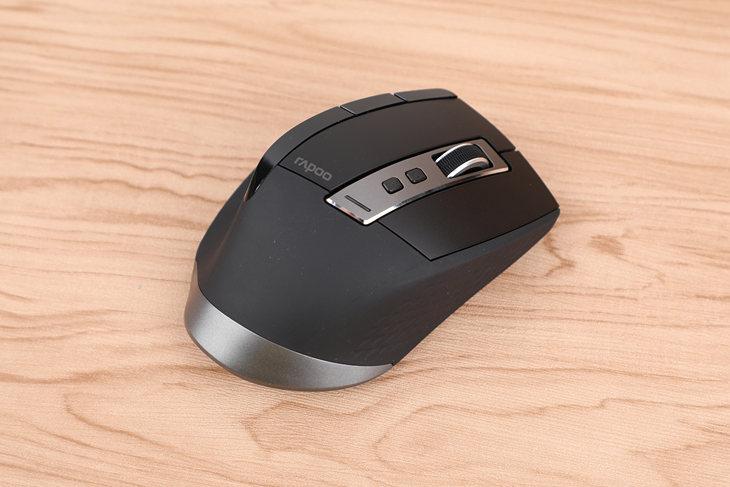 效率办公不等待 雷柏MT750S多模式激光鼠标评测