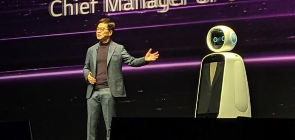 LG总裁 I.P. Park:只有获得真正的智慧,AI才是未来