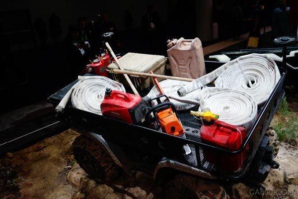 本田正式发布自动驾驶作业车及车用无线充电技术