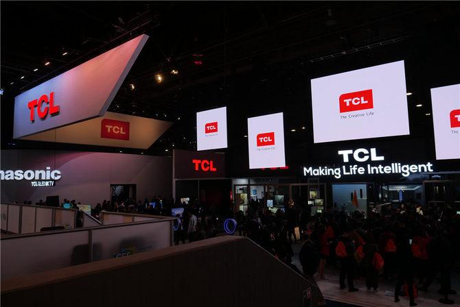 亮点满满 TCL全系重磅产品集体亮相CES 2019