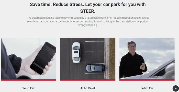 DropCar与STEER Tech签订MoU 合作无人驾驶停车技术