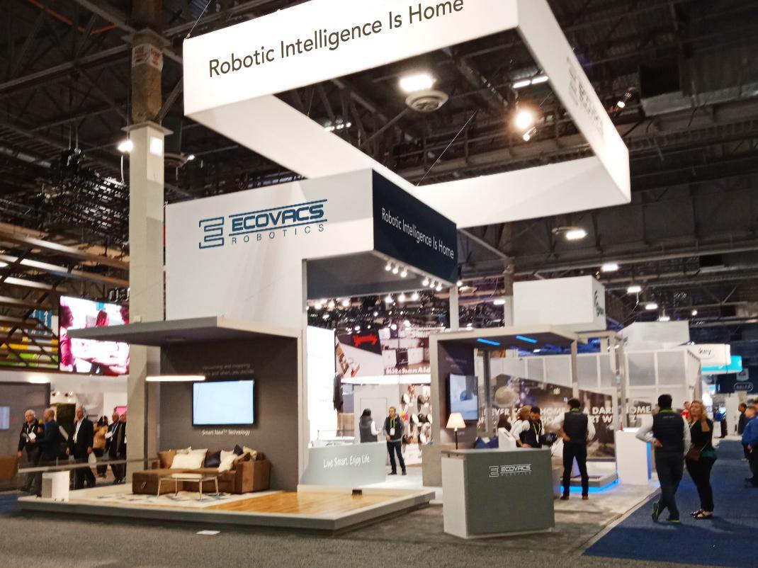 首推AI扫地机器人 科沃斯带领行业迈向新高度