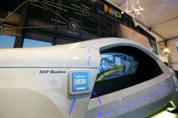 恩智浦合作法国芯片制造商Kalray CES展推新自动驾驶平台