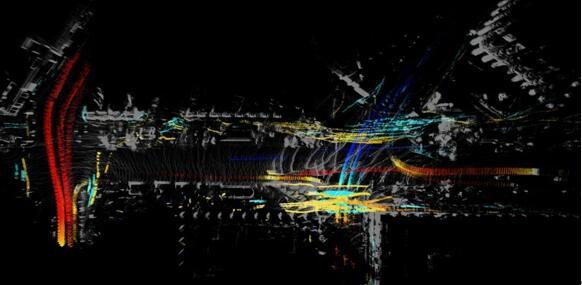 全球首款应用于自动驾驶汽车的多普勒激光雷达发布