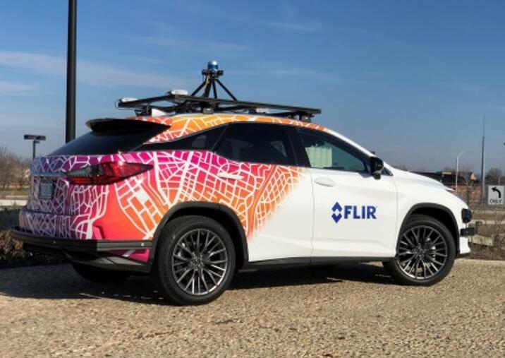 FLIR发布两款新品 布局下一代自动驾驶