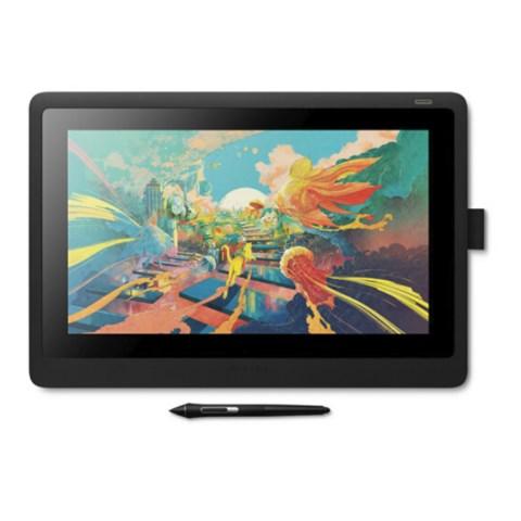 8192级压感,Wacom 新帝16HD 液晶数位屏首发上市