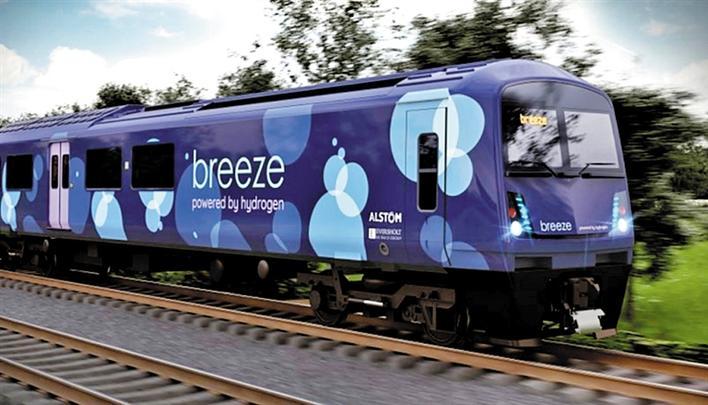 报道,阿尔斯通已选中埃弗肖尔特铁路旗下1988年产特定型号的电气列车