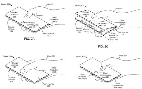 联想专利曝光,未来笔记本电脑或配备柔性折叠式OLED显示屏