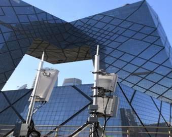 移动5G与央视相遇,京城迎智慧未来