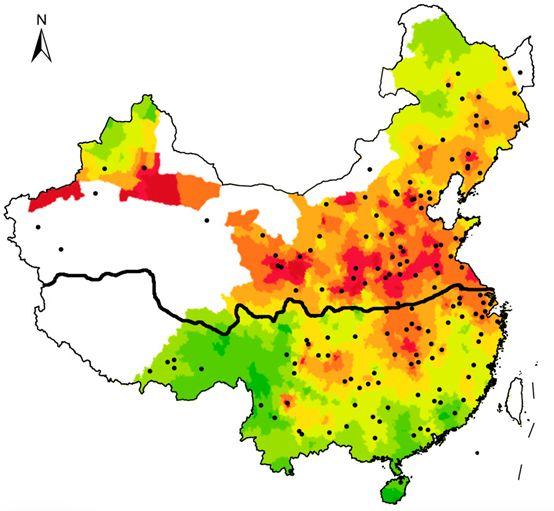 改善城市空气质量的案例研究2018