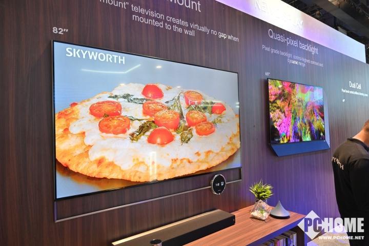 创维带来首款8K OLED面板电视 显示效果无与伦比
