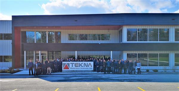 Tekna在法国投资500万欧元 为增材制造生产金属粉末