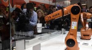 德国工业机器人出口高速增长 中国需求量巨大