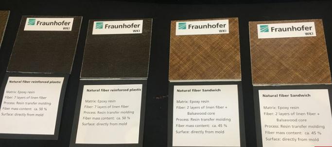 新款保时捷采用亚麻制作天然纤维部件 减震效果比碳纤维强5倍