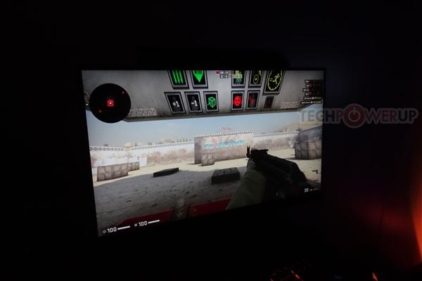 技嘉首次展示Aorus显示器:没有NVIDIA G-Sync
