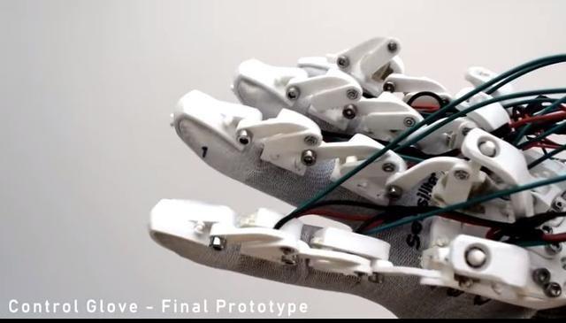 机器人 人手、机械手,从此合二为一