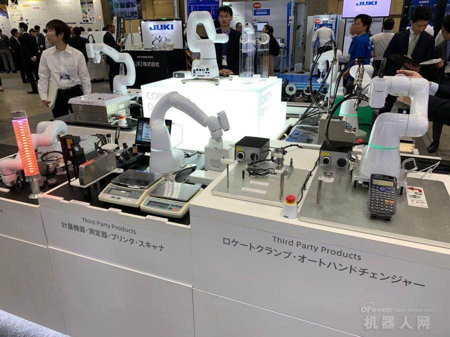 直击日本机器人展:探索最前沿的机器人技术