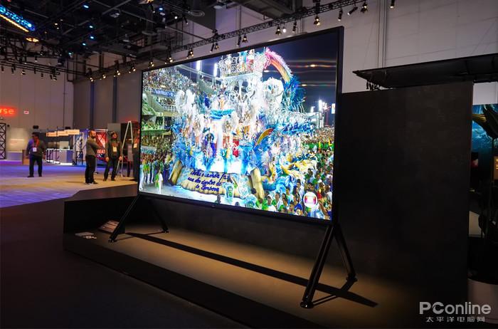 OLED和8K电视刷爆CES 但索尼依然独孤求败
