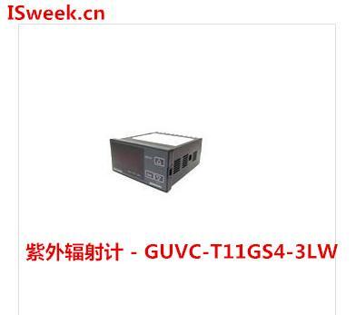 应用于矿泉水生产中水消毒紫外光检测的紫外辐射计