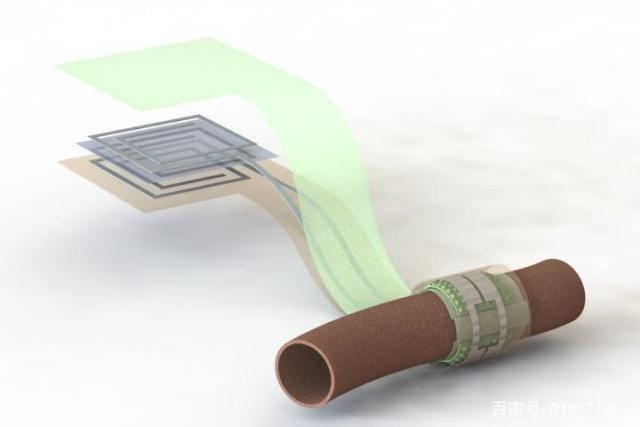 斯坦福大学开发新型可降解血流传感器