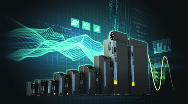 西门子全新系列变频器专注基础设施市场风机泵应用 可直接上云