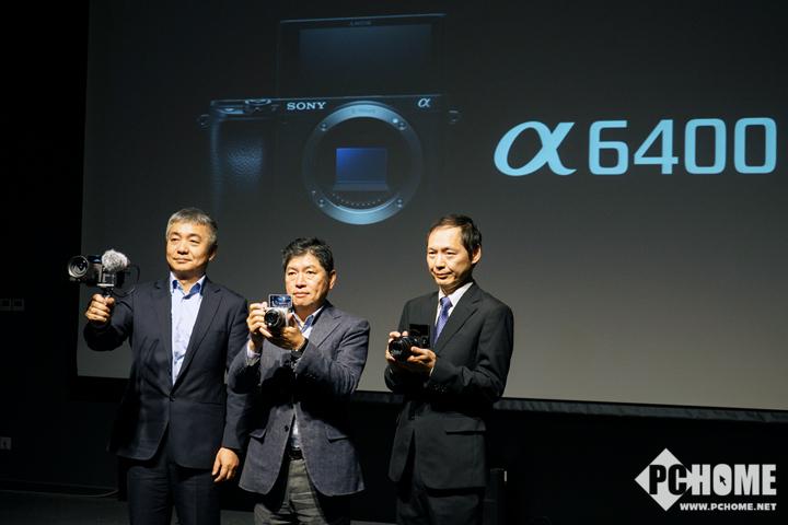 索尼新微单A6400发布 2月上市售价6899元