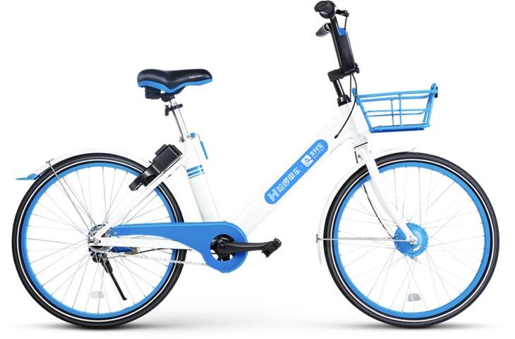 共享单车新巨头出现 哈啰单车骑行量已占领一半市场