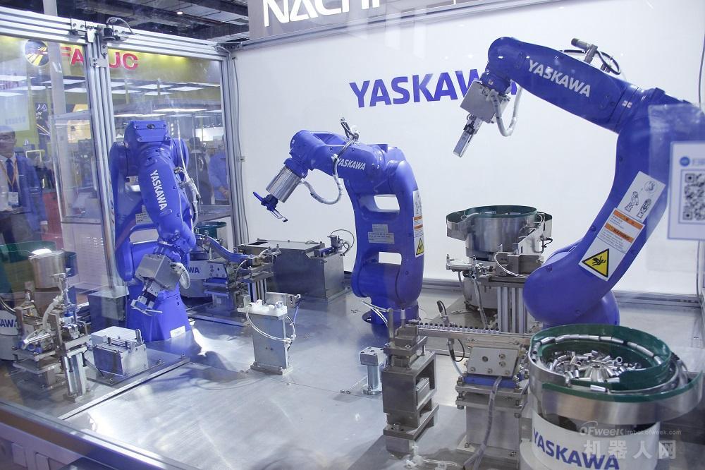 日本工业机器人订单破1万亿 国产爆发还有机会么?