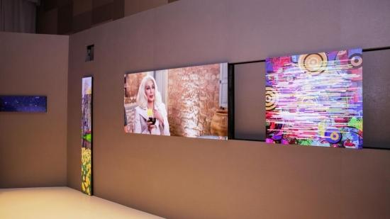 CES2019初露端倪 未来电视机形态将有大变化