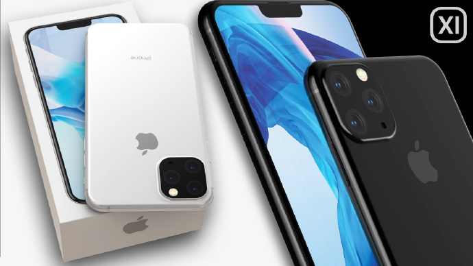 两种2019款iPhone渲染图曝光 你更中意谁?