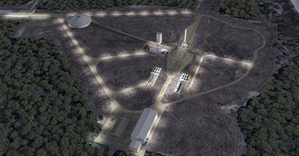 Relativity Space研发3D打印中型火箭 95%的部件3D打印制成仅需60天
