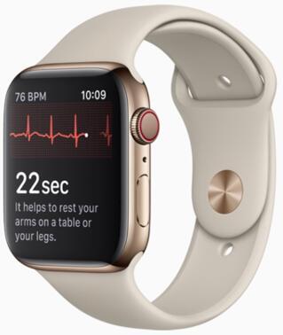 Apple Watch,医疗器械的搅局者还是颠覆者?