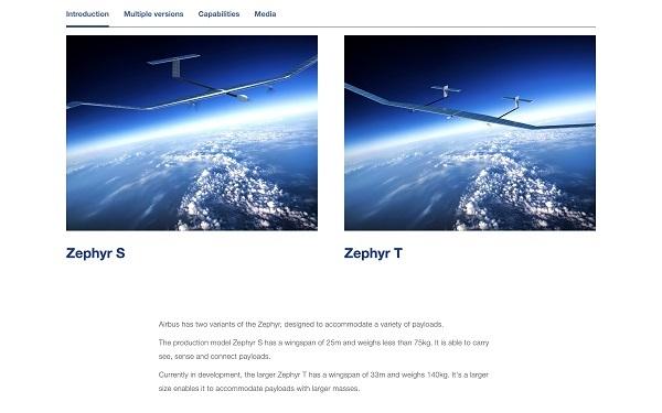 联手空客 Facebook太阳能互联网无人机测试再启动