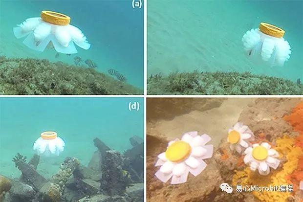科学家开发软Q水母机器人 让这些小可爱守护珊瑚礁海域