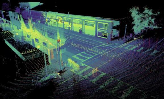 Ouster创始人详解多光束Flash激光雷达 高性能SPAD+VCSEL方案首次商业化