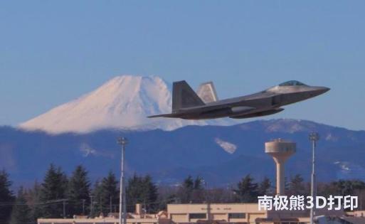 F-22装上3D打印零部件 质优价低省时间