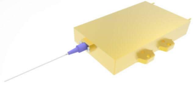 �L光�A芯心�Y有�c激�佑钟悬c小�M足推出976nm光�w耦合半���w激光器