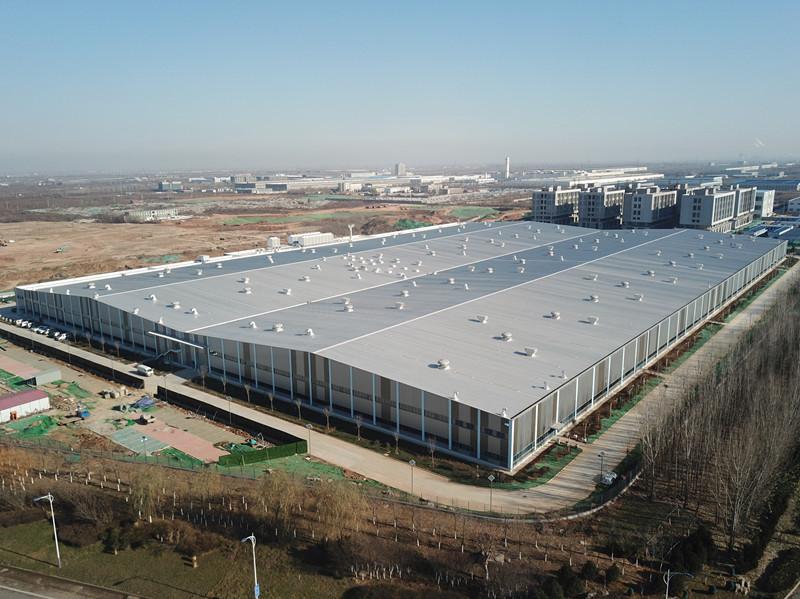 Festo济南新全球生产中心举行一期厂房启用仪式