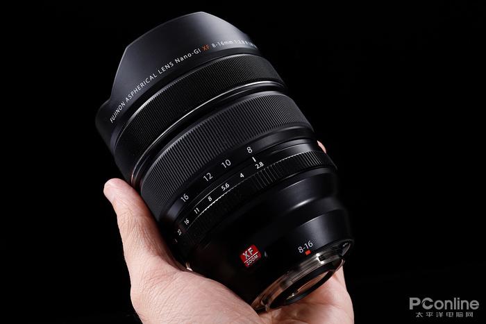 富士XF8-16mmF2.8镜头评测:C幅大三元终于齐了