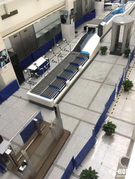先进人脸识别技术 助力北京大兴新机场智能安检系统