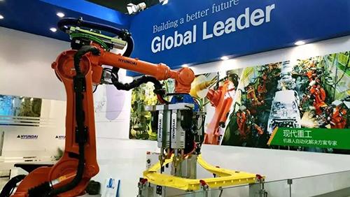 """知否知否 现代机器人的""""焊将""""出场"""