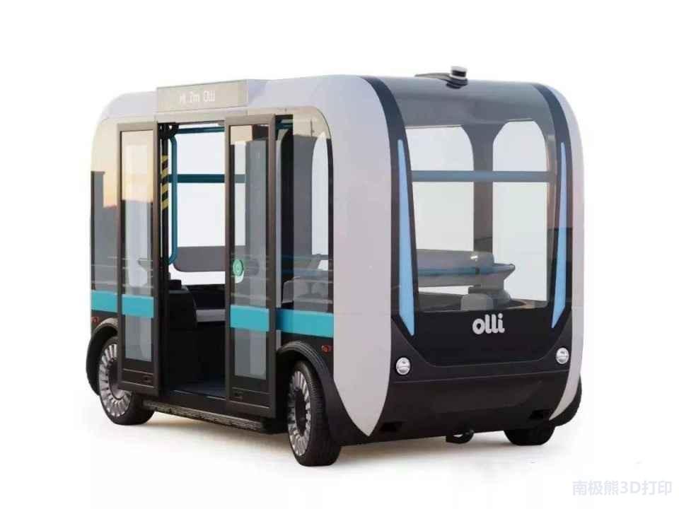 变革尚且远矣!理性看待汽车3D打印技术