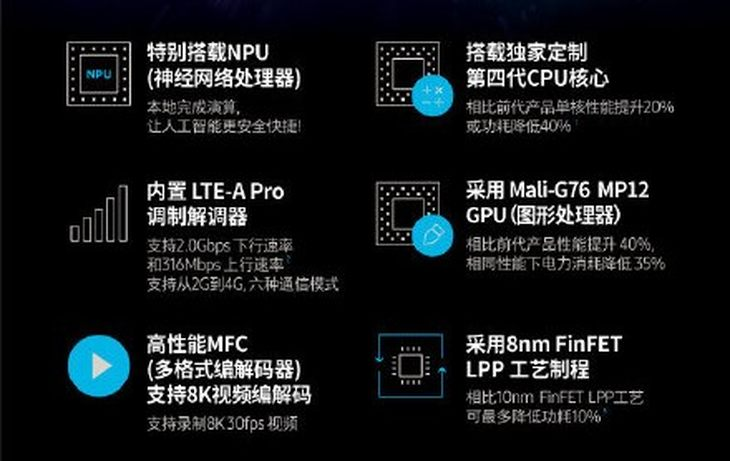 三星推出支持8K视频芯片 最大支持五颗镜头