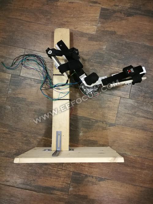 经济又实用,用100美元DIY机械外骨骼!