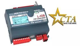 台达LOYTEC LIOB-585控制器荣获美国ControlTrends大奖